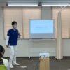 腰痛防止講座を開催しました。