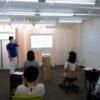 腰痛解消講座を開催しました。
