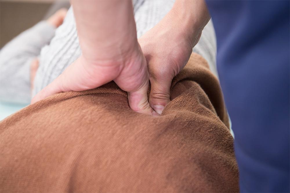 根本から腰痛を治療