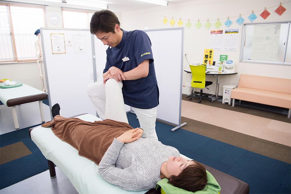 坐骨神経痛の治療